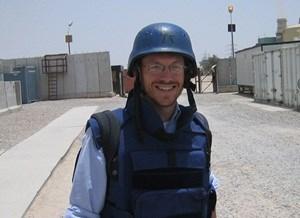T. Christian Miller ist seit 2008 bei Propublica aktiv. Mittwoch und Donnerstag spricht der preisgekrönte Reporter  in Wien über investigativen Journalismus.