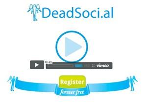 Ein Tool zum Verwalten des sozialen Lebens nach dem Tod.