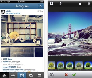 Instagram baut die Web-Version aus.