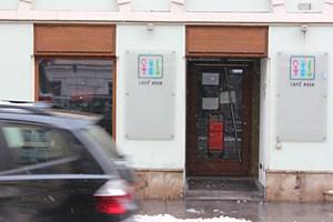 Das Café Rosa ist seit Monaten geschlossen.