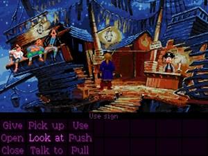 """In Teil 2 von """"Monkey Island"""" nimmt Kapitän LeChuck Rache."""