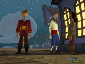 """Escape from Monkey Island"" führte den Klassiker in die dritte Dimension."