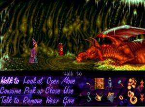 """Unvergessen sind auch Klassiker anderer Studios, etwa """"Simon the Sorcerer"""" von Adventure Soft."""