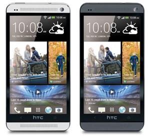 Das Smartphone kommt im Alu-Gehäuse in Schwarz oder Silber im März auf den Markt.