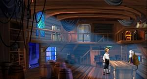 """2009 legte LucasArts den ersten """"Monkey Island""""-Teil in einer überarbeiteten Special Edition neu auf. Das Remale des zweiten Teils folgte ein Jahr darauf."""