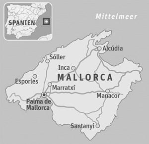 Anreise & Unterkunft Flug Wien-Palma de Mallorca einmal täglich nonstop mit Fly Niki; zahlreiche Alternativen (etwa Lufthansa, Iberia, Swiss) mit einem Zwischenstopp;Unterkunft: zum Beispiel das schön an der Felsenküste der Serra de Tramuntana gelegene Hotel Rural Ca Madó Paula, Calle de la Constitución 11 in Banyalbufar, oder das S'Hostal d'Esporles, Placa d'Espanya 8, im Dorf Esporles, das nur elf Kilometer nordwestlich von Palma liegt.