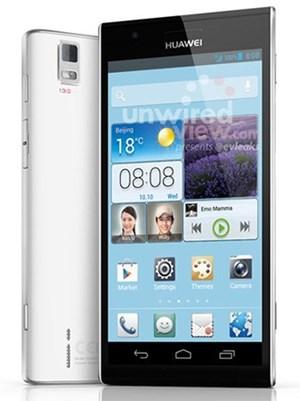 Das Huawei P2.
