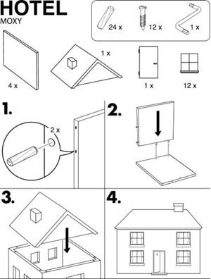 ikea wird zum hotelier wirtschaftsnachrichten. Black Bedroom Furniture Sets. Home Design Ideas