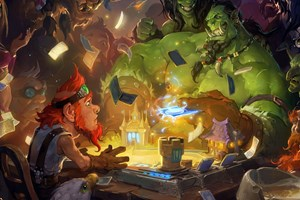 """Hearthstone: Heroes of Warcraft"""