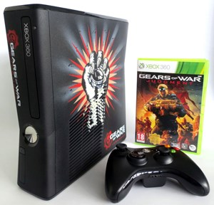 "Xbox 360 im limitierten ""Gears of War: Judgement""-Design"