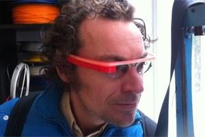 Wie reagieren Leute auf Google Glass im Café oder der U-Bahn? Mit einer 3D-Druckvorlage kann man es selbst ausprobieren.