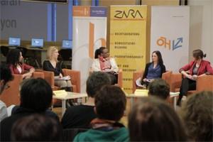 Die Situation ausländischer Studierender wurde bei einer Podiumsdiskussion am Donnerstag erörtert.