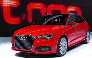 A3 e-tron: Audis erstes Plug-in-Hybridmodell kommt 2014