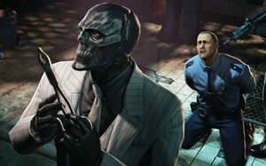 "Black Mask in ""Batman: Arkham Origins"""
