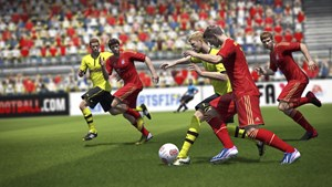 "Screenshots aus ""FIFA 14"""