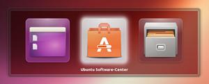 Ein weiteres Beispiel für den Feinschliff an Unity: Diverse neue Icons, aber auch ein überarbeiteter Look für den Alt+Tab-Switcher.