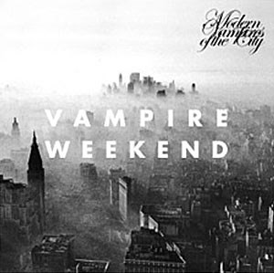 "Vampire Weekend: ""Modern Vampires Of The City"" (Xl/Beggars Group/Indigo 2013)"