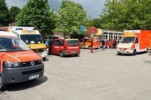 20 Kinder mussten wegenAugen- und Hautreizungen im Krankenhaus behandelt werden.