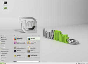 Mit MATE steht auch eine GNOME2-Abspaltung zur Verfügung.