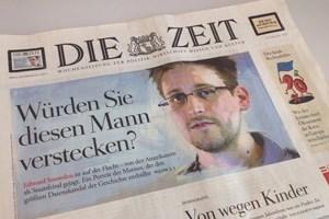 """Die Zeit schreibt über Snowdens """"geheimes Leben"""" - ein Beispiel aktueller Berichterstattung"""