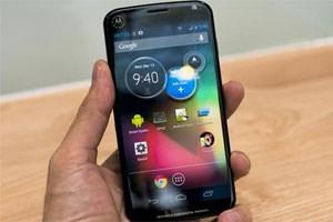 Zuvor waren schon Spezifikationen und Fotos durchgesickert, die das Moto X zeigen sollen.