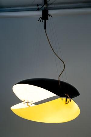 Gefragtes Lampen-Design von Ettore Sotsass (111.600 Euro).