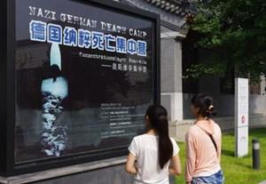 Das KZ Auschwitz war vielen Chinesen bisher unbekannt. Eine Ausstellung soll das nun ändern.