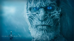 "Mit ""Der Winter kommt"" bewirbt HBO seine Hitserie ""Game of Thrones""."