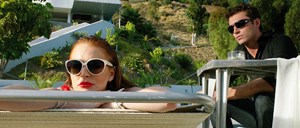 "Ennui in Kalifornien: Lindsay Lohan und James Deen in Paul Schraders seifenglattem Neo-Noir ""The Canyons""."