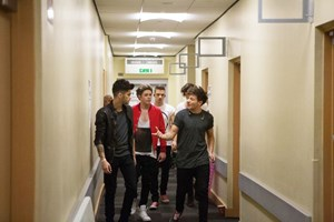Backstage mit One Direction: in 3-D und in Morgan Spurlocks Musikdokumentarfilm.