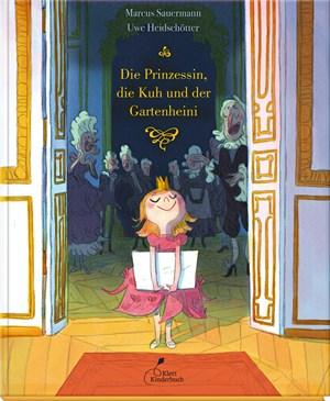 In den Illustrationen sieht man der Prinzessin ihre Wichtigmacherei an. Sie bleibt aber süß.