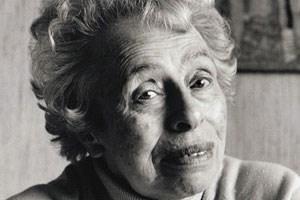 Schreiben für Kinder war ihr Anliegen: Mira Lobe.