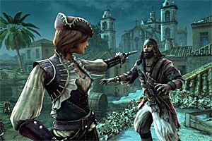 "Erbarmungslose Multiplayer-Gefechte in ""Black Flag"""
