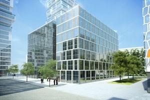 strauss partner baut in berlin neuen b rokomplex neue projekte immobilien. Black Bedroom Furniture Sets. Home Design Ideas