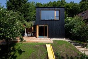 Sagen sie niemals kleingartenhaus zu ihm - Att architekten ...