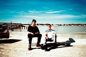 Alex Murray und Mark Smith alias Gardland aus Sydney bringen die Improvisation in den Techno.