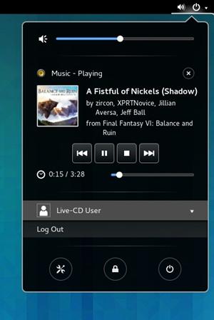 Eines der Highlights der aktuellen Desktopversion ist das einheitliche User-Menü.