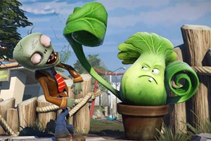 """Plants vs Zombies: Garden Warfare"""