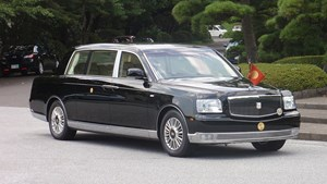 Toyota Century Royal