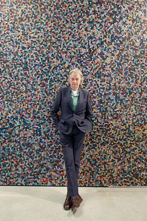 Designer Paul Smith gilt bereits als Legende.