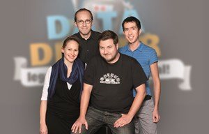 "Das Team hinter ""Data Dealer"""