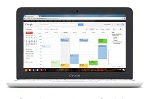 """Bisher konzentriert sich Chrome OS ganz auf Web-Anwendungen. Mit einer neuen Partnerschaft mit VMware sollen künftig auch klassische Windows-Anwendungen hier laufen - über den Umweg des """"Desktop as as Service""""."""