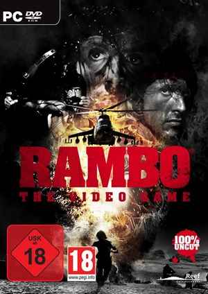 """Rambo: The Video Game""