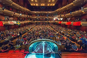 2013 fand das Turnier in der Benaroya Hall in Seattle statt.