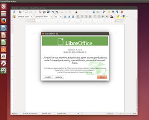 Eine der zentralen Anwendungen von Ubuntu: LibreOffice.