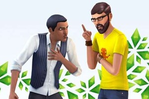 """The Sims 4"""