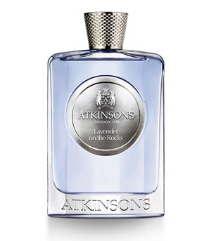 Atkinsons, Lavender on the Rocks, 100 ml, 130 €