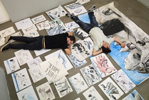"""Sleeping Producers"", Charim Galerie curated by_Matteo Lucchetti"