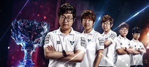 "Der ""League of Legends""-Weltmeister 2014 ist das Team ""Samsung Galaxy White""."