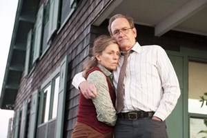 Leinwandpaar: Frances McDormand und Richard Jenkins.